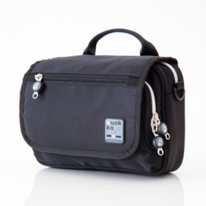 Horizontal Bag - Black